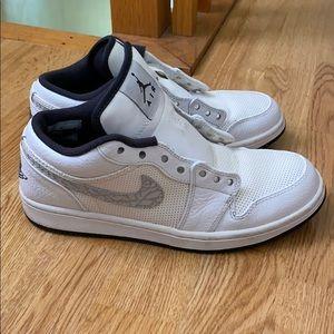 """Air Jordan 1 low """"white """""""
